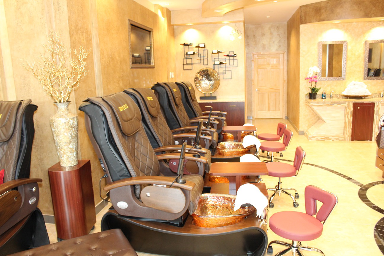 Grand Nails Pedicure Chicago Spa